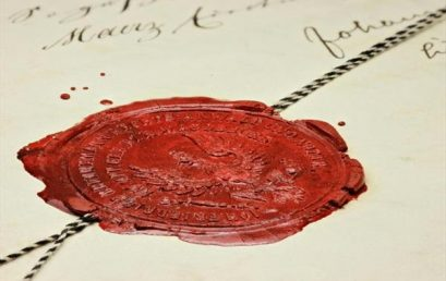 What's an apostille stamp?