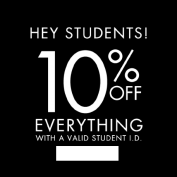 DISCOUNT for Student apostille service
